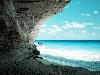 Free Nature Wallpaper : Cave - Beach