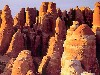 Free Nature Wallpaper : Desert- Rock Formations