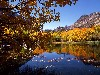 Free Nature Wallpaper : Eastern Sierra in Autumn - California