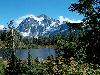 Free Nature Wallpaper : Mt. Shuksan (Washington)