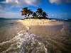 Free Nature Wallpaper : Sandy Island - Anguilla Caribbean