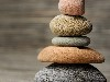 Free Nature Wallpaper : Stacked Rocks