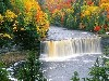 Free Nature Wallpaper : Tahquamenon Falls - Michigan