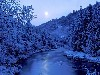Free Nature Wallpaper : Winter Landscape