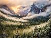 Free Nature Wallpaper : Yosemite