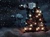 Free Star Wars Wallpaper : Hoth - Christmas