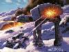Free Star Wars Wallpaper : Battle of Hoth
