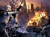 Free Star Wars Wallpaper : Battlefront - Battle for Coruscant