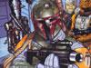 Free Star Wars Wallpaper : Bobba Fett - Manga