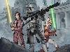 Free Star Wars Wallpaper : Clone Wars - No Prisoners