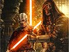 Free Star Wars Wallpaper : Darth Revan and Darth Malak