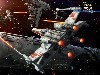 Free Star Wars Wallpaper : X-Wing (by Darren Tan)