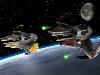 Free Star Wars Wallpaper : Jedi Starfighters