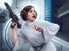Free Star Wars Wallpaper : Leia Organa