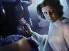 Free Star Wars Wallpaper : Leia Organa and R2-D2
