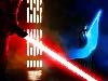 Free Star Wars Wallpaper : Master vs Apprentice