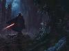 Free Star Wars Wallpaper : Darth Vader (by Paul Dainton)