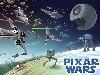 Free Star Wars Wallpaper : Pixar Wars