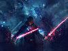 Free Star Wars Wallpaper : Sith vs Aliens