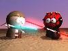 Free Star Wars Wallpaper : South Park - Jedi Knight