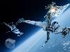 Free Star Wars Wallpaper : Space Battle - Endor