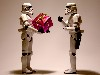 Free Star Wars Wallpaper : Stormtroopers - Christmas