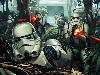 Free Star Wars Wallpaper : Stormtroopers - Jungle Assault