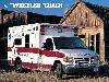 Free Vehicles Wallpaper : Ambulance