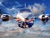 Free Vehicles Wallpaper : Biplane