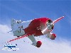Free Vehicles Wallpaper : Gee Bee R-2