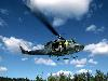 Free Vehicles Wallpaper : Helicopter - UH-1N