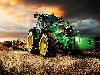 Free Vehicles Wallpaper : John Deere