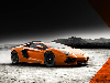 Free Vehicles Wallpaper : Lamborghini Aventador