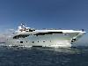 Free Vehicles Wallpaper : Luxury Yacht