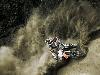 Free Vehicles Wallpaper : Motocross - Sand