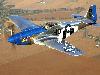 Free Vehicles Wallpaper : P-51 Mustang