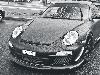 Free Vehicles Wallpaper : Porsche 911 GT2 - Black and White