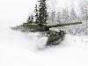Free Vehicles Wallpaper : Tank - Snow