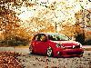 Free Vehicles Wallpaper : Volks - Autumn