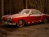 Free Vehicles Wallpaper : Volkswagen - Karmann Ghia