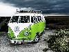 Free Vehicles Wallpaper : VW Camper Van